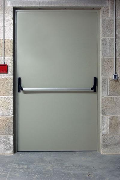 1 Leaf Fire Doors Rei 120 Sidel Srl