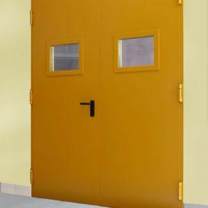 porta gialla Q